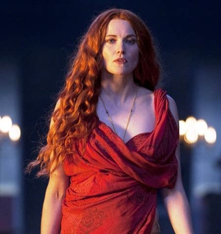 lucy lawless ultima pelicula spartacus blood and sand parla lucy lawless serietivu
