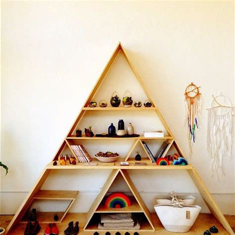 Triangle Book Shelf by 37 Best Images About New Ffg Shop Build Out On