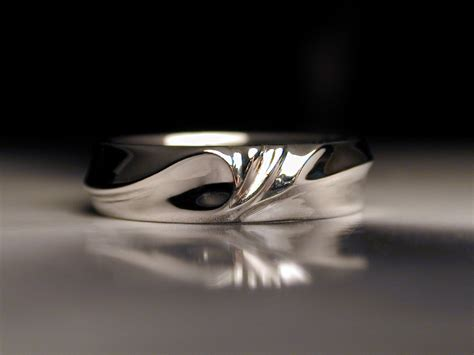 loyalty symbol of unique mens wedding bands wedding ideas