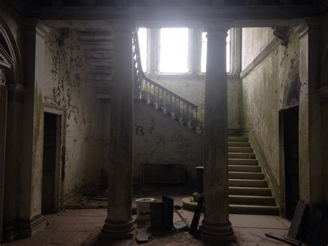 Inside A Haunted Mansion Woodlawn House Co Galway Irish History Podcast