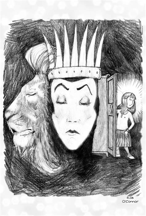 The Lion, the Witch and the Wardrobe | Rob O'Connor | Art