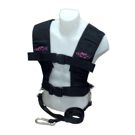 sled harness cff pink sled lead harness