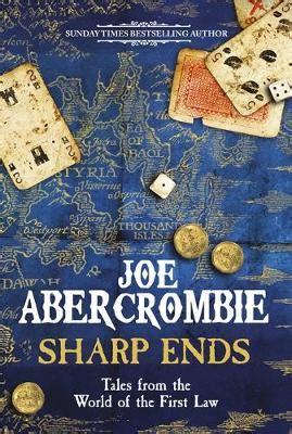 sharp ends by joe abercrombie waterstones