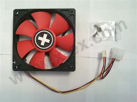 120mm case fan silent xilence 120mm red wing super silent case fan quiet 12cm