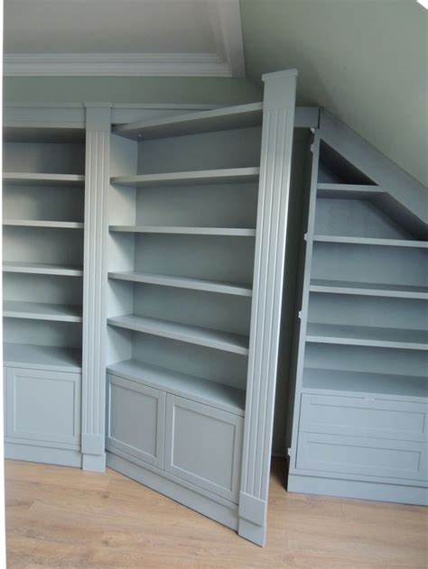 51 best images about secret bookcase door on