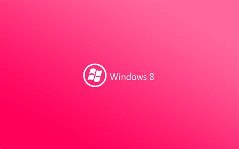 imagenes hd para pc windows 8 fondos de pantalla de windows 8 rosado tama 241 o 1400x900