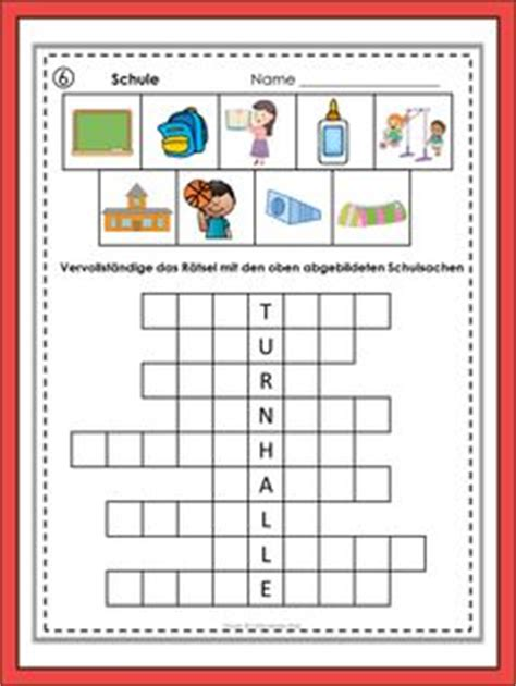 letter logic worksheets german vocabulary puzzles berufe crossword crossword