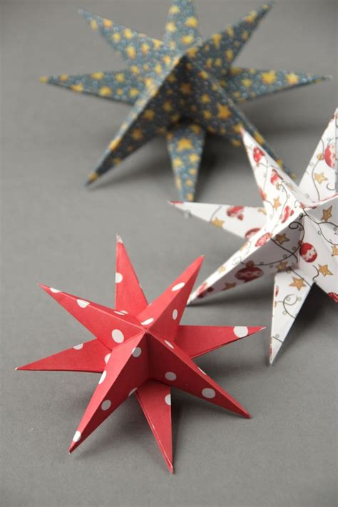 3d Decorations To Make Out Of Paper - 25 best ideas about paper on origami