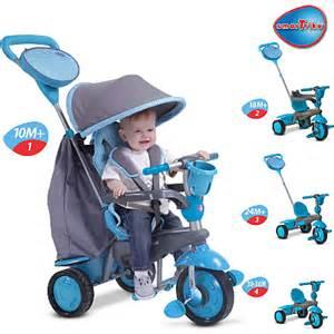 Steering Wheel Cover Asda Smart Trike Swing 4 In 1 Trike Blue Wheels Asda