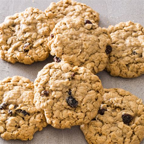 classic chewy oatmeal cookies america s test kitchen