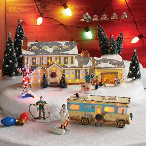 dept 56 christmas vacation village department 56 vacation the griswold s house garage department 56 holidays