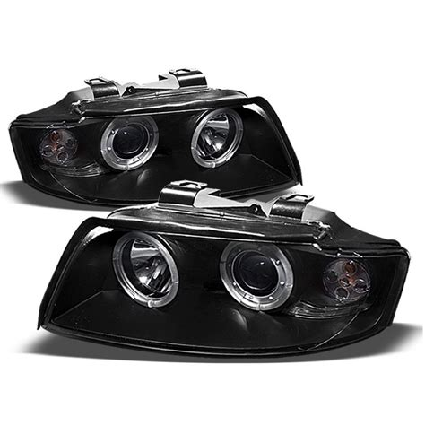 2005 audi s4 headlights spyder 2002 2005 audi a4 s4 b6 headlights