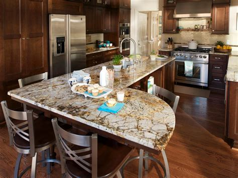 kitchen island with granite photos hgtv