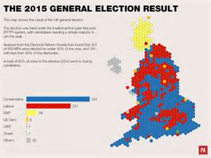 us general election results map maps reveal how uk would look if 2015 general election