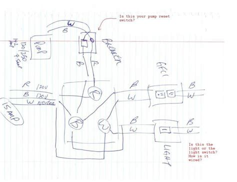 pool timer switch wiring diagram get free image
