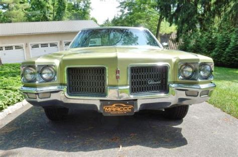 Regency Ls by Sell Used 1971 Oldsmobile 98 Ls Sedan In Kennett Square