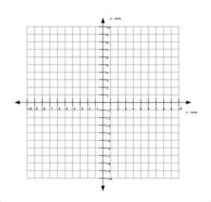 10 free graph paper templates free sle exle