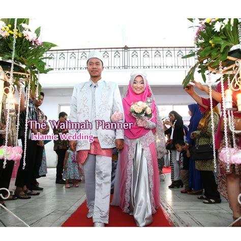wedding organizer terbaik paket pernikahan islami terbaik wedding syari katering