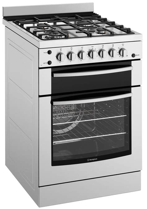 Oven Gas 1 Jutaan new westinghouse wfg617sa 60cm freestanding gas