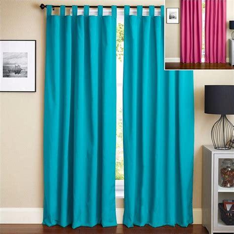 aqua drapery panels blazing needles 84 inch twill curtain panels in aqua blue