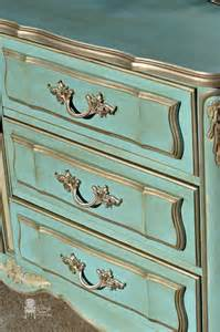 Dixie Furniture Dresser A Dixie French Provincial Dresser Makeover By Vintage