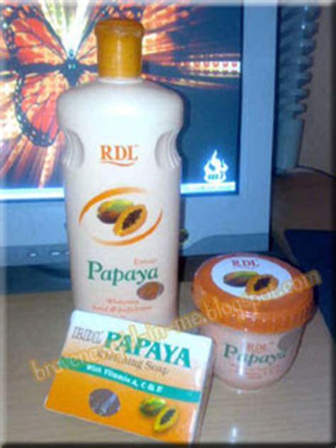 Sabun Rdl Papaya produk kecantikan rdl papaya brave new in me