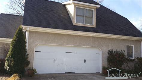 Overhead Door Atlanta Ga Garage Door Install In Tucker Ga Curb Appeal Contracting Solutions Inc Sugar Hill Ga