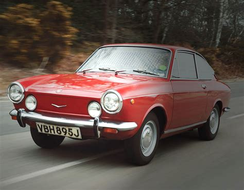 fiat 850 coupe сomparison test drive fiat 850 spider and coupe entry