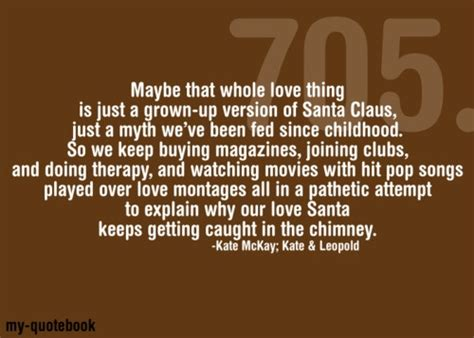 Movie Quotes Kate And Leopold | kate and leopold say what pinterest