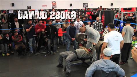 the rock bench press max rock gym bench press for syria youtube