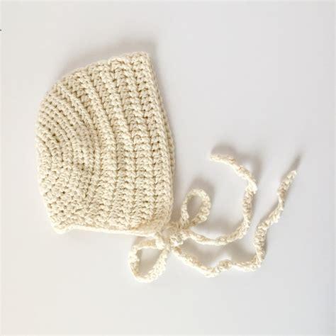 Bonnet Baby 1 crochet baby bonnet pattern squareone for