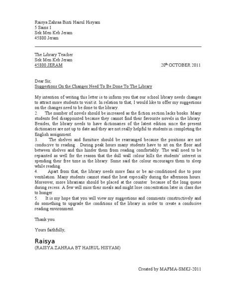 exle of formal letter essay pmr exle informal letter format spm carisoprodolpharm com