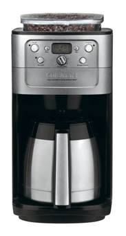 Built In Grinder Coffee Maker Top Coffee Makers With Built In Conical Burr