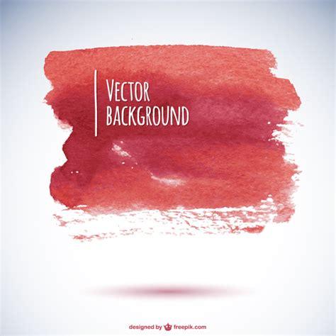 watercolor vector background vector free