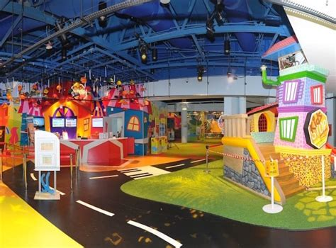 indoor play centres  singapore soft play