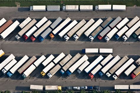 Abandoned Spaces by National Coalition To Address Truck Parking Shortages