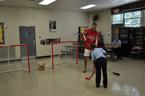 led steckle musings of a hockey avalon elementary students