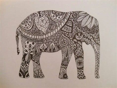 indian pattern elephant tattoo 17 best images about indian elephant tattoo on pinterest