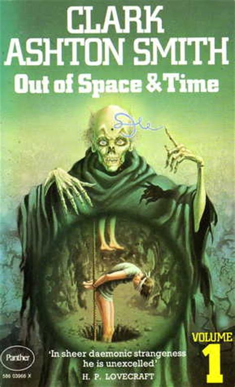 Out Of Space And Time Volume 1 By Clark Ashton Smith