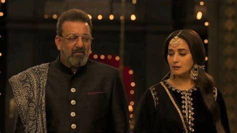 sanjay dutt on reuniting with madhuri dixit in kalank