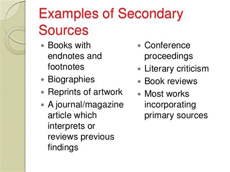 best 25 primary sources ideas on secondary primary and secondary sources