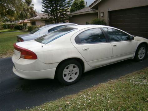 how cars engines work 2002 dodge intrepid spare parts catalogs sell used 2002 dodge intrepid es sedan 4 door 3 5l quot sold for parts only quot in pompano beach