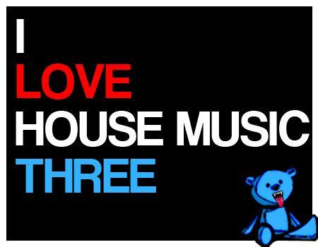 i 3 house music i dabears mixes