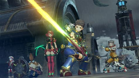 xenoblade chronicles 2 gets and xenoblade chronicles 2 e3 trailer and screenshots rpg site