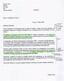 Exemple Lettre De Motivation Entreprise Les Grands Principes De La Lettre De Motivation