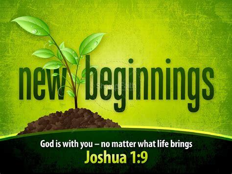 New Year Beginnings Powerpoint Sermon Church New Year New Year Sermon Ppt
