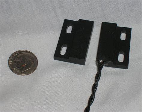 door sensor magnetic contact switch door sensor