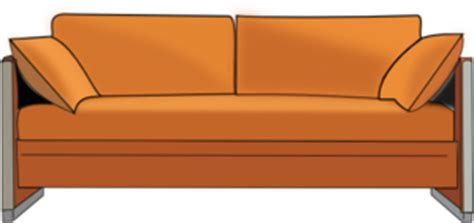 cartoon sofa bed sofa clip art at clker com vector clip art online