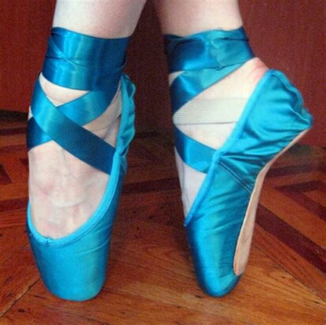 blue ballet shoes discover and save creative ideas