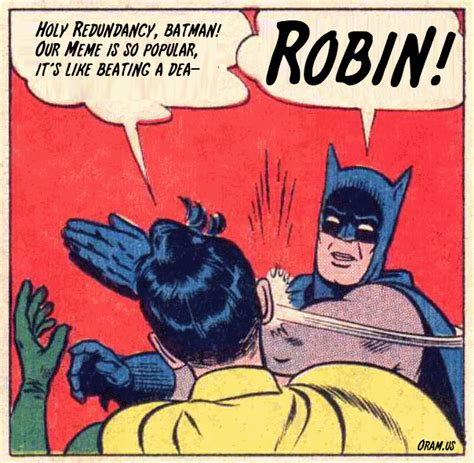 Batman Slapping Robin Meme Maker - batman slapping robin meme